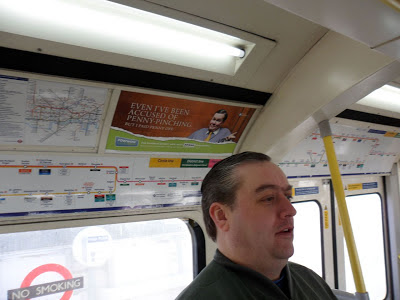 The poster describing Mr UKBuses perfectly.
