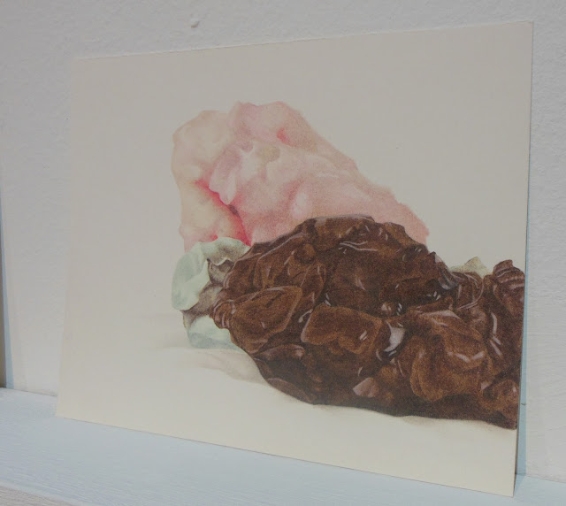Chewed Jelly bean, Lasalle Singapore, Fine Arts Graduation Showcase, exhibition, magic bullet, ica gallery, Erica Norris