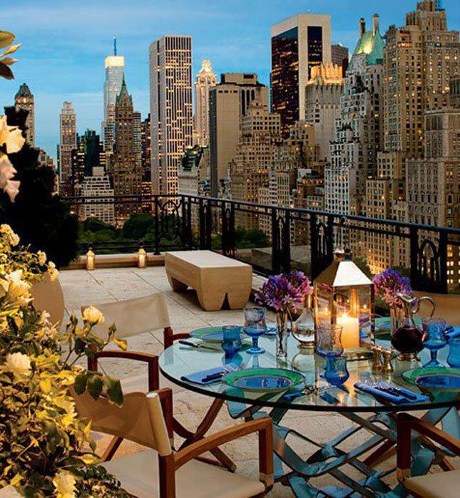 Nyc skyline dinner corner of the world for Best valentines restaurants nyc