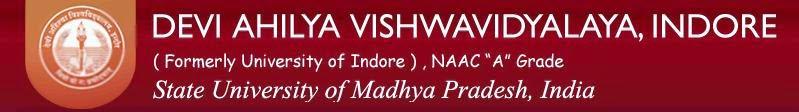 Devi Ahilya Vishwavidyalaya 2014 Results