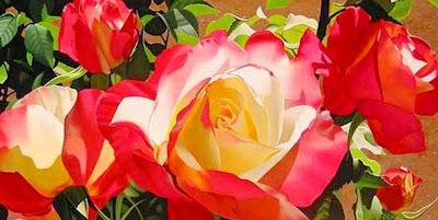pintura-flores-rojas