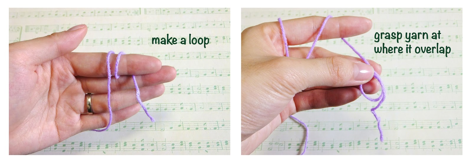 Happiness is scrappy lets crochet magic adjustable ring tutorial heres the step by step ultra lengthy tutorial for making magic ring lets grab your hook yarn and get started click to view larger image baditri Images