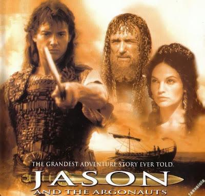 Ο Ιασονας και οι Αργοναυτες ταινια
