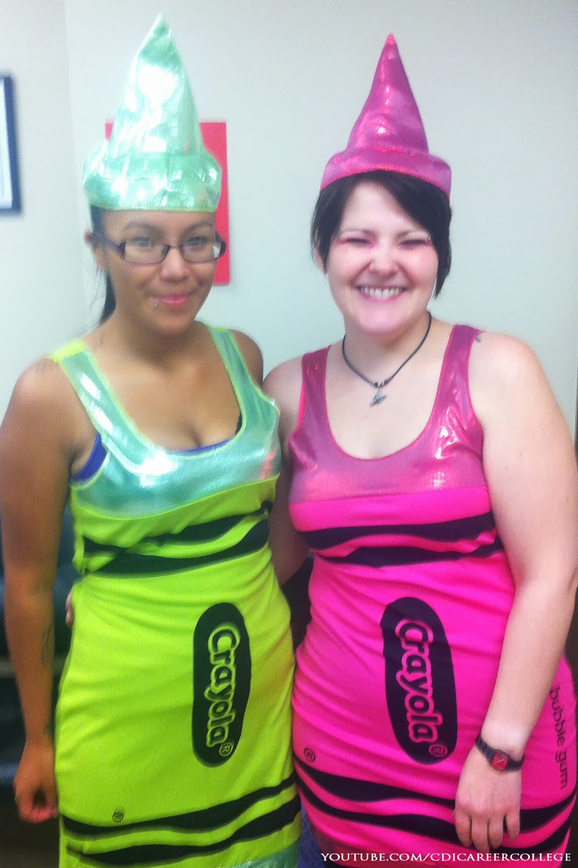 CDI College: Halloween Costumes at the CDI College Edmonton City ...