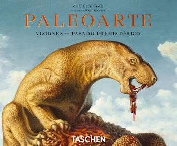 Paleoarte<br> Visiones del pasado prehistórico