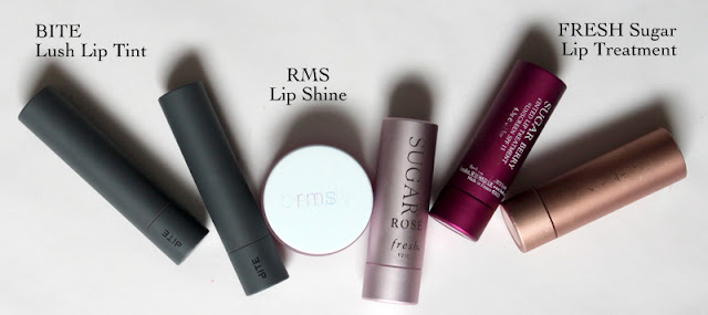 Bite Lush Lip Tint RMS Lip Shine Fresh Sugar tinted balm