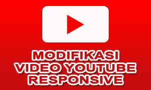 Pasang Video YouTube di Blog Jadi Responsive,Valid HTML5 dan Seo Friendly
