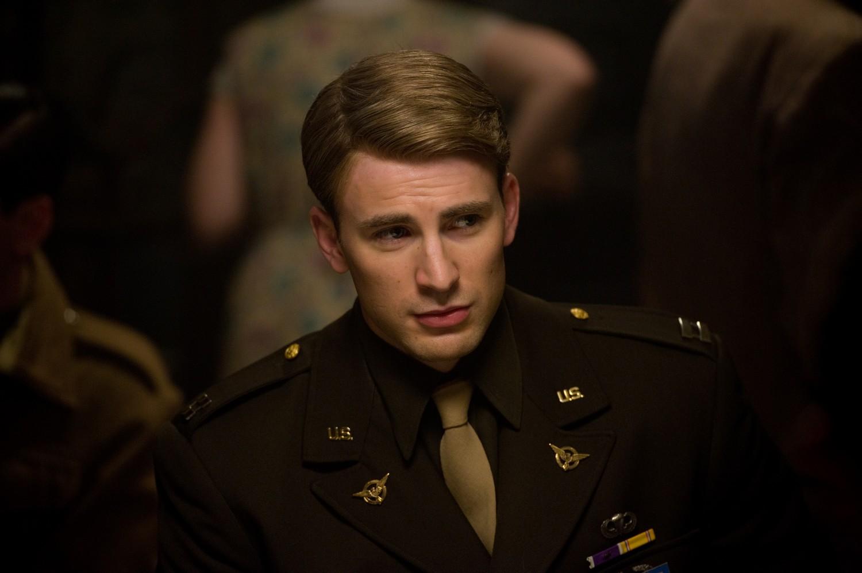 The chris evans blog phenomenal new captain america stills for Captain america