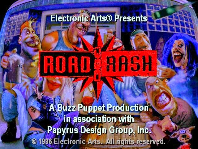 Road Rash PC Game