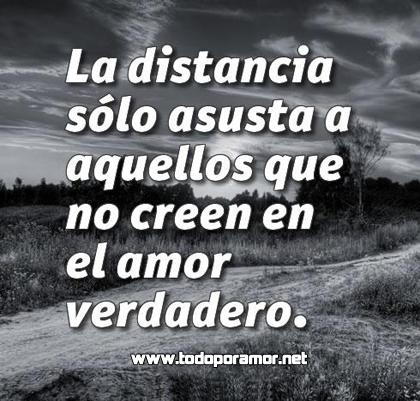 Imágenes de amor con frases de amor a la distancia - www.todoporamor.net