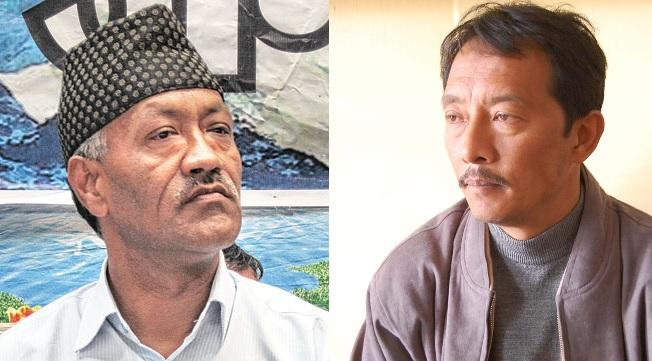 "GJM barb at Harka Bahdur on ""anti-national"" comment"