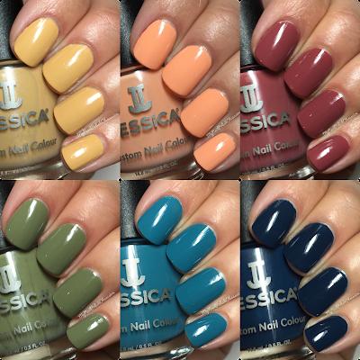Jessica Cosmetics La Vie Boheme