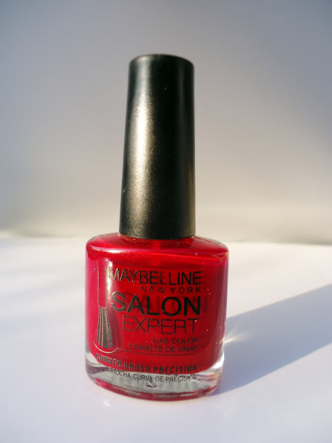 Maybelline's Salon Expert Nail Color