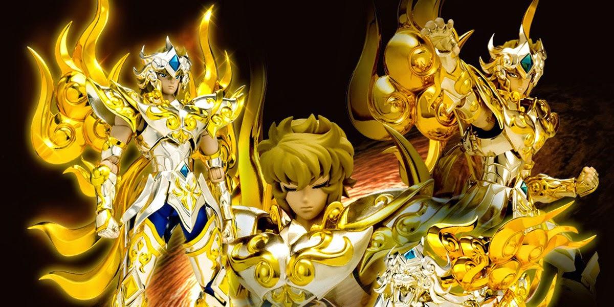 Myth EX: Leo Aiolia
