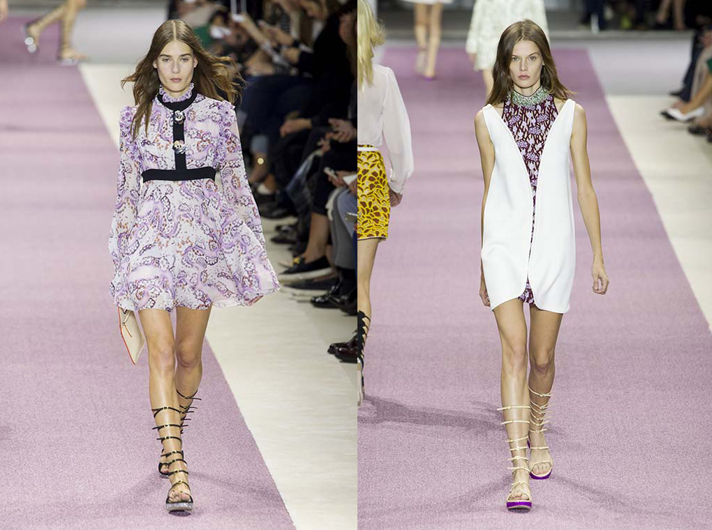 Eniwhere Fashion - Paris Fashion Week - Giambattista Valli