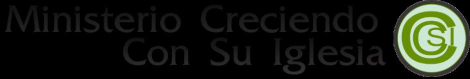 Ministerio Creciendo Con Su Iglesia CCSI