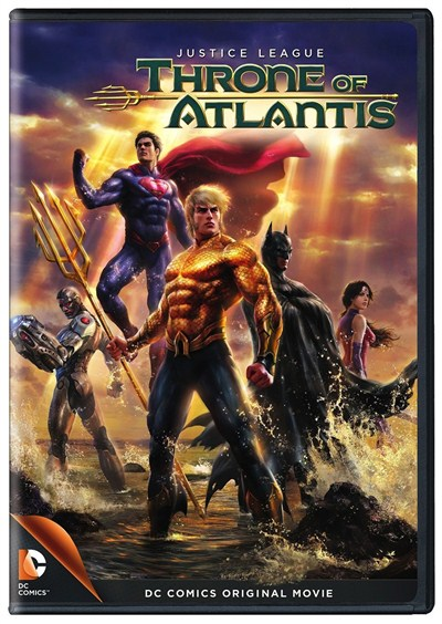 Justice League Throne of Atlantis (2015) 720p WEBRip x264 AAC-m2g