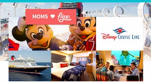 Flipp Disney Cruise Line Mother's Day Appreciation Giveaway