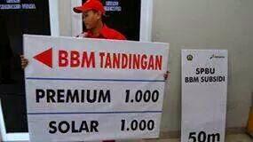 bbm tandingan