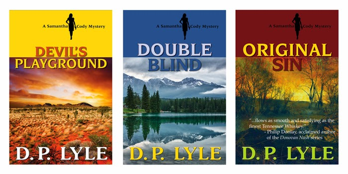 D.P. Lyle-Samantha Cody Mystery Book Series