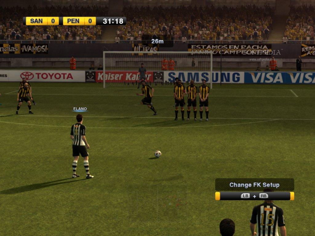 INFO : Game PES 2012 berjalan dengan baik di Samsung Galaxy Type ...