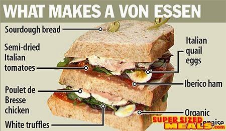 ভন ইসেন প্লাটিনাম ক্লাব স্যান্ডুইচ (Von Essen Platinum Club Sandwich) image