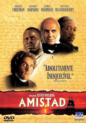 Amistad - DVDRip Dual Áudio
