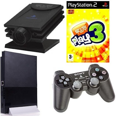 Sony PlayStation 2 EyeToy bundle launched in India, at Rs. 5,990