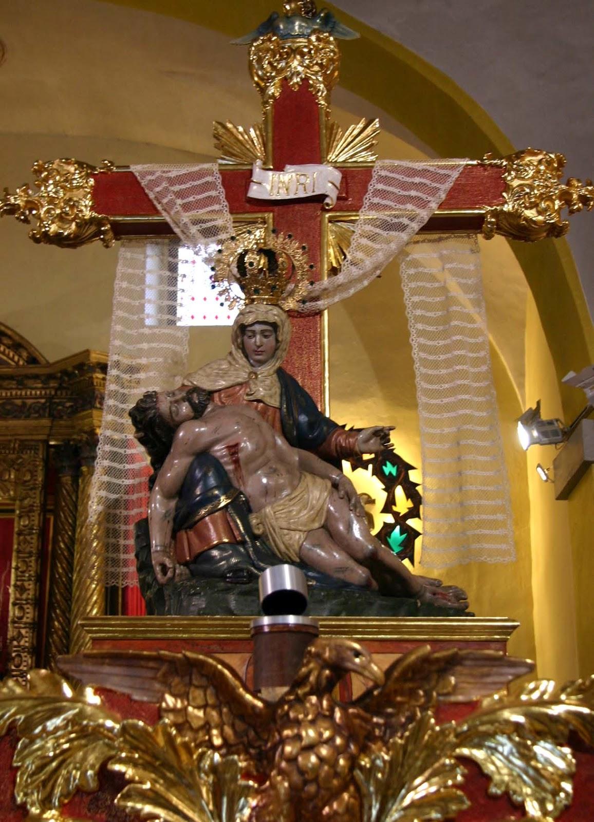 Jesusario: Virgen de las Angustias