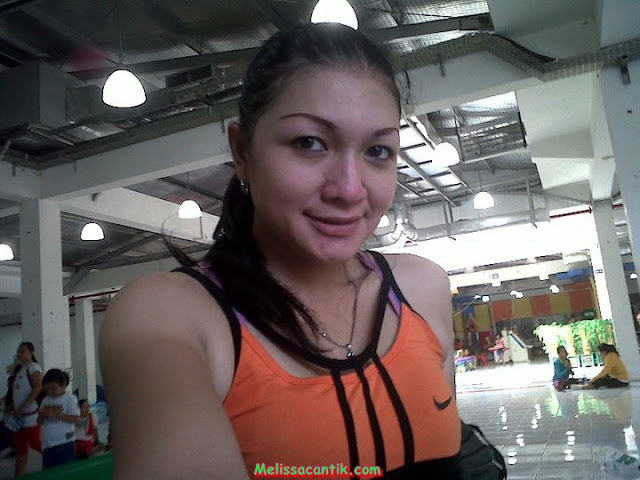 Tante+Montok+Fitnes+(11) Foto Tante Dian Body Montok Super Seksi Rajin
