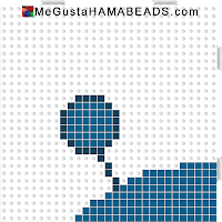 hama beads pupi