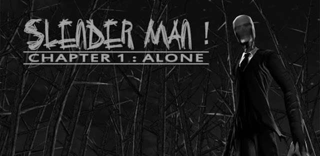 Slender Man! Chapter 1: Alone v2.8 APK