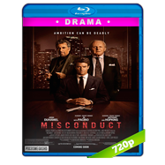 Misconduct (2016) BRRip 720p Audio Ingles 5.1 Subtitulada