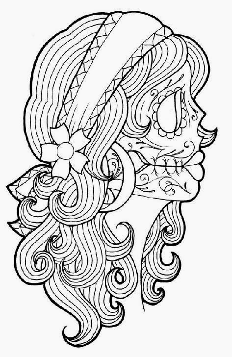 Free Mexican Fiesta Coloring Pages Colorings Net