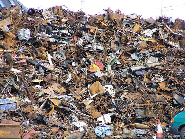 Garbage Dumps Landfills