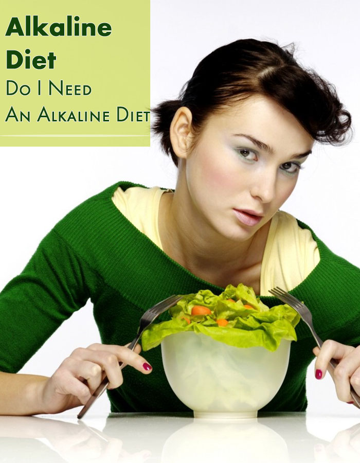 Alkaline Diet - Do I Need an Alkaline Diet