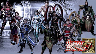Free Download Game Dynasty Warriors 7 Full version