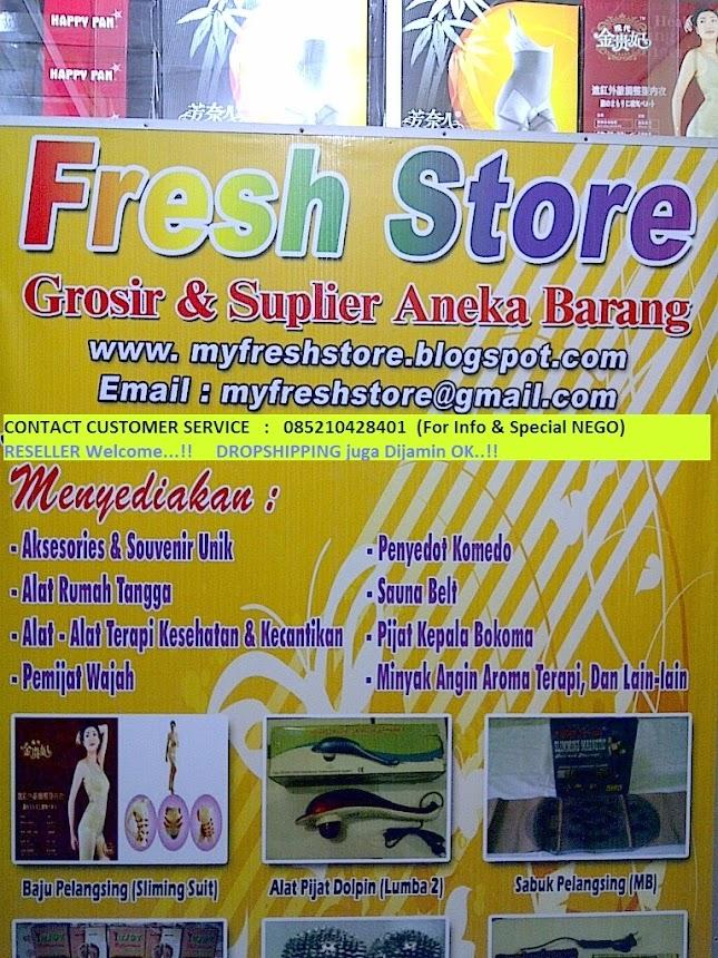 My Fresh Store