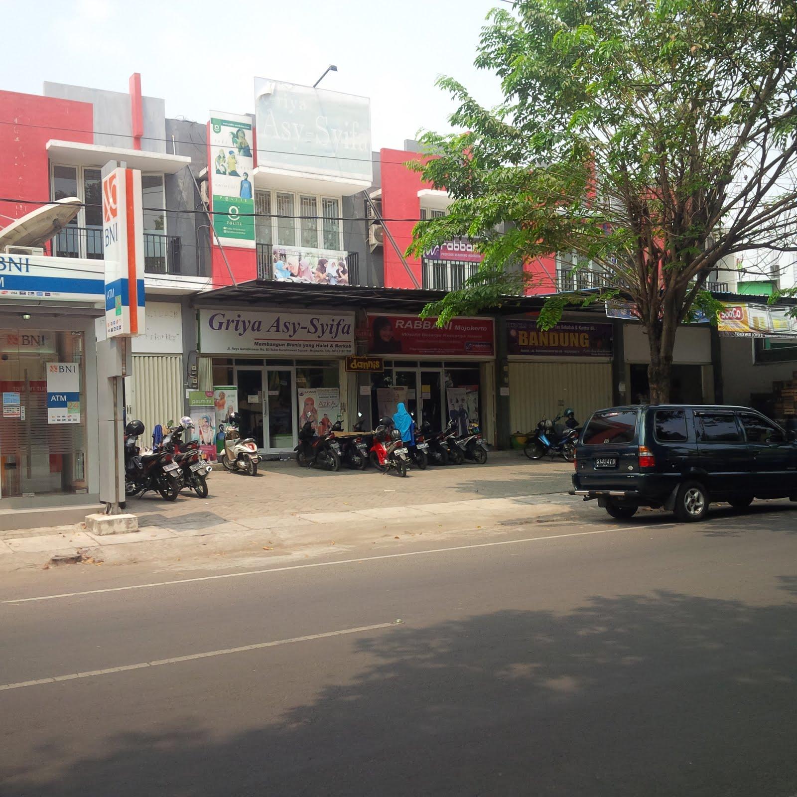 Griya Asy-Syifa Hijab Muslimah (Jl Raya Surodinawan No 6D - Ruko Surodinawan Square)