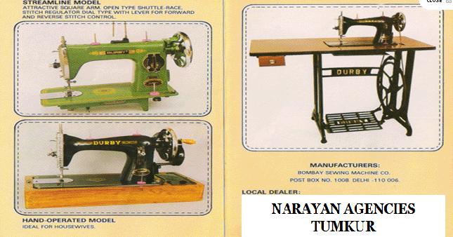 Narayan Agencies Sewing Machines