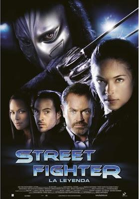 ver STREET FIGHTER: LA LEYENDA