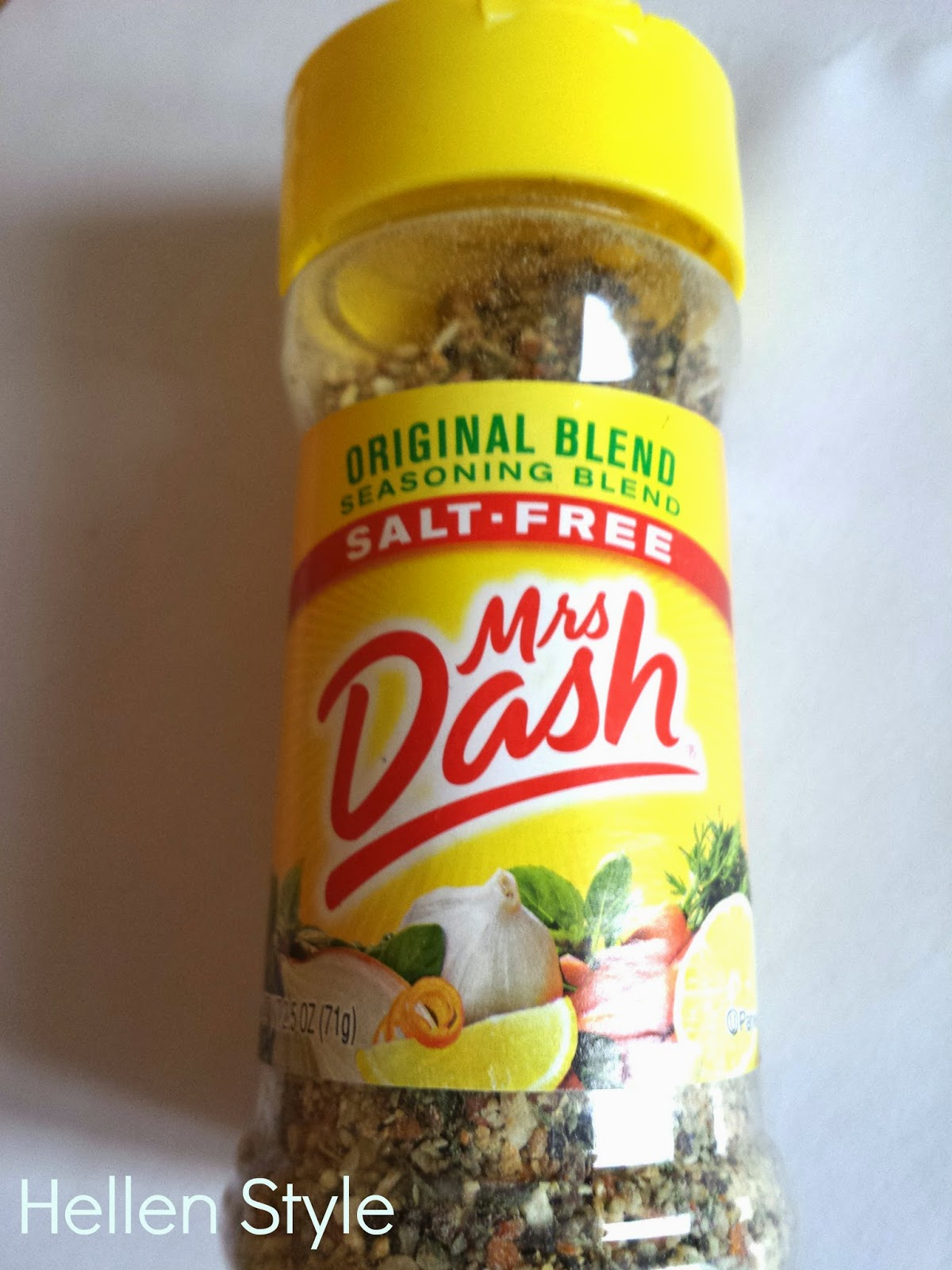 Mecla de espcias Mrs Dash