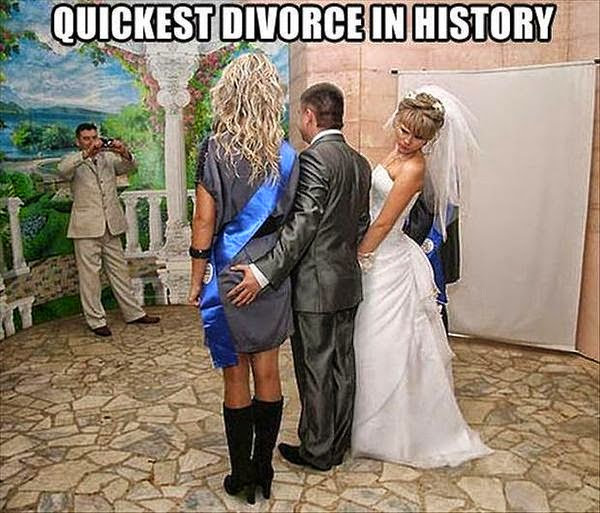 The Quickest Divorce in History
