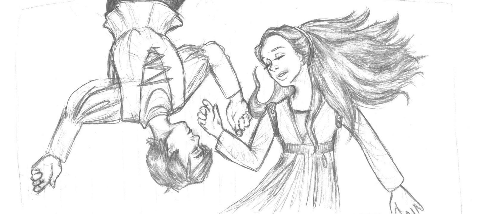 Раскраска ромео и джульетта
