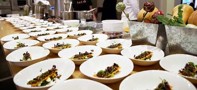 Servicio de platos