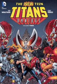 New Teen Titans Omnibus Volume 3