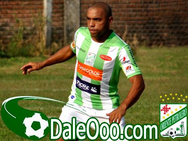 Oriente Petrolero - Thiago Dos Santos - DaleOoo.com sitio del Club Oriente Petrolero