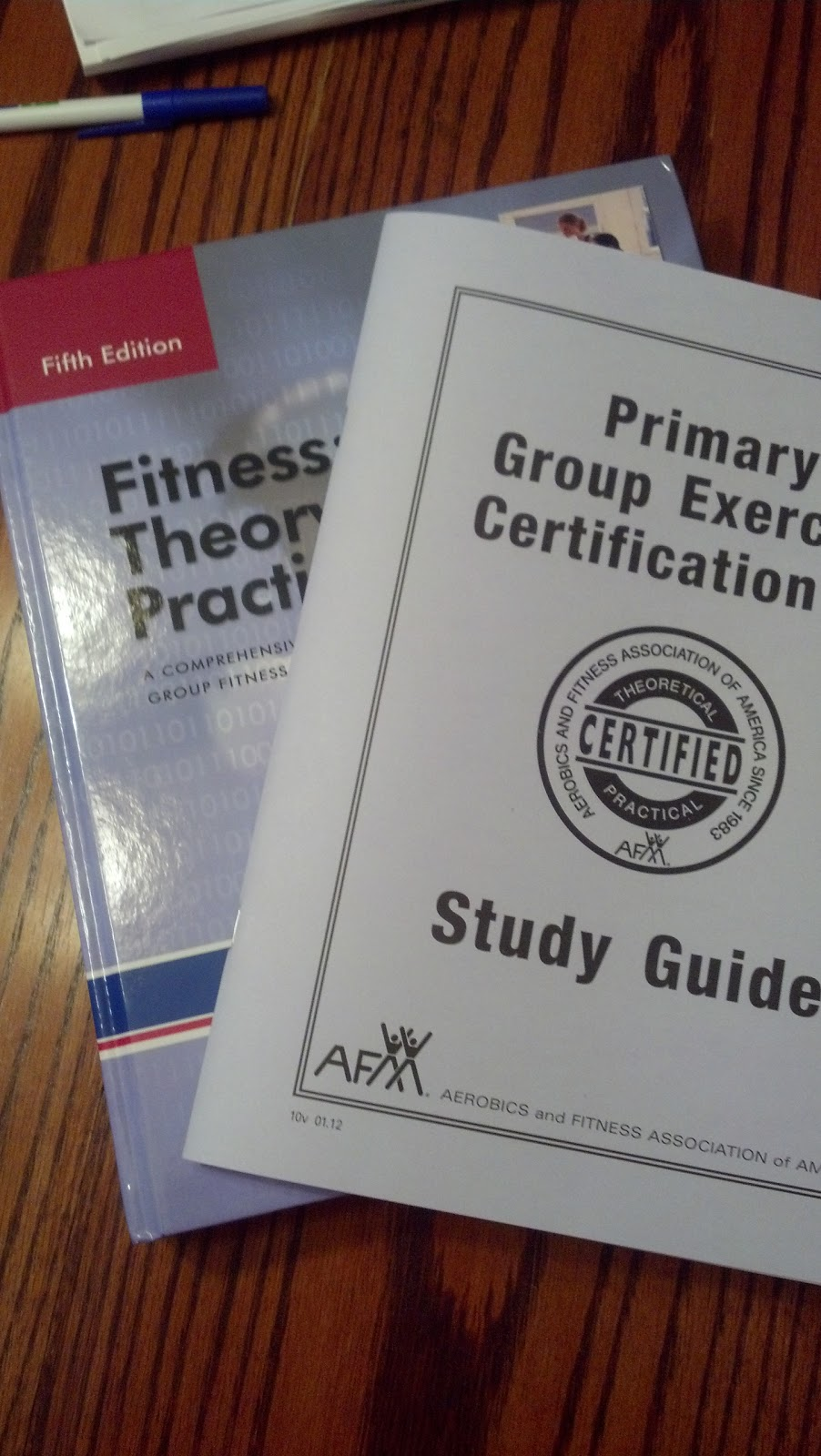 Stepping My Way Afaa Certification