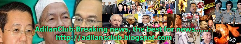 AdilanClub:Breaking news, is the best for news