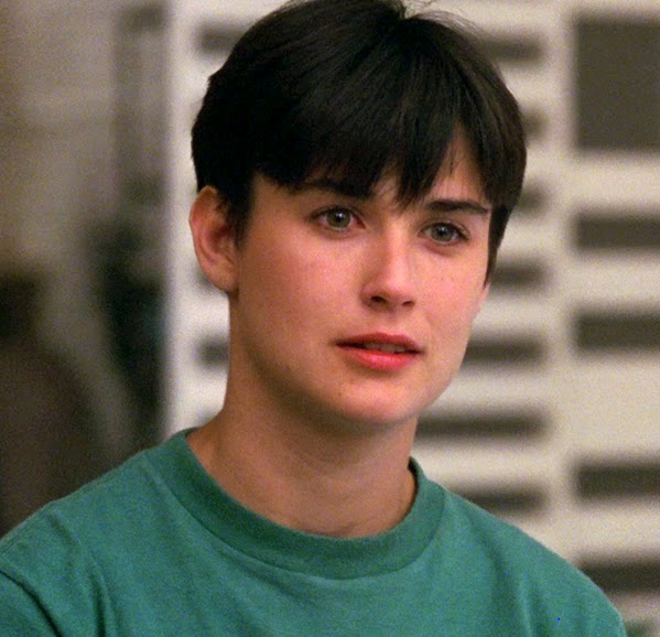 Demi Moore Haircut In Ghost Images Haircuts For Men And Women